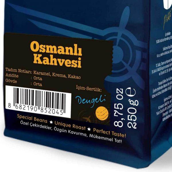 Ottoman Coffee by Moliendo