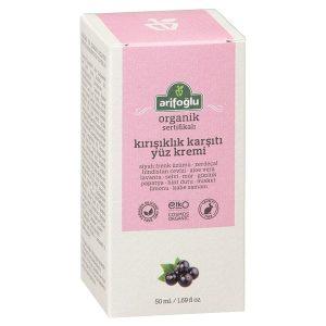 Organic Anti-Wrinkle Cream