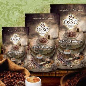 Osso-Dibek Coffee, 7.05oz - 200g