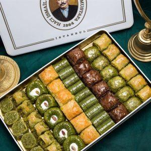 Pistachio Mixed Baklava (XL Box)