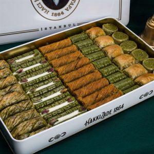Premium Assorted Pistachio Baklava (XL Box)