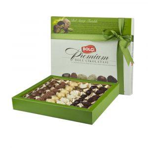 Premium Chocolate with Pistachio