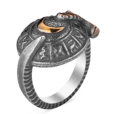 Resurrection Ertuğrul Sword and Shield Ring