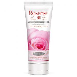 %100 Natural Hand & Body Rose Cream