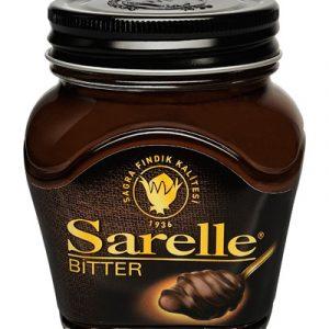 Sarelle Hazelnut Spread with Bitter Chocolate, 12.34oz - 350g
