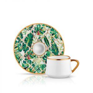 Sufi Coffee Set of 6 Cup Ecuador (12 Pcs)
