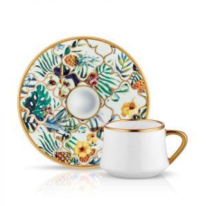 Sufi Coffee Set of 6 Cup Amazon Brazil (12 Pcs)