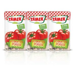 Tomato Puree by Tamek x 3