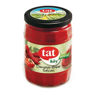 Antep Type Tomato - Pepper Paste, 19.75oz - 560g