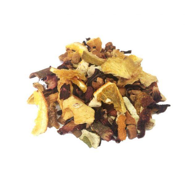 Tropical Fruit Tea, 35oz- 1kg