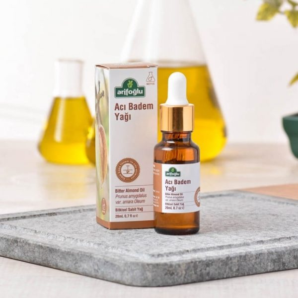 Bitter Almond Oil by Arifoglu