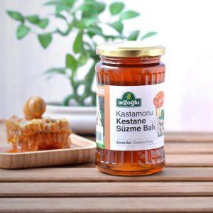 Arifoglu - Turkish Chestnut Honey, 8.81oz - 250g