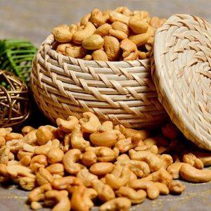 Natural Cashew (Kaju) Nuts