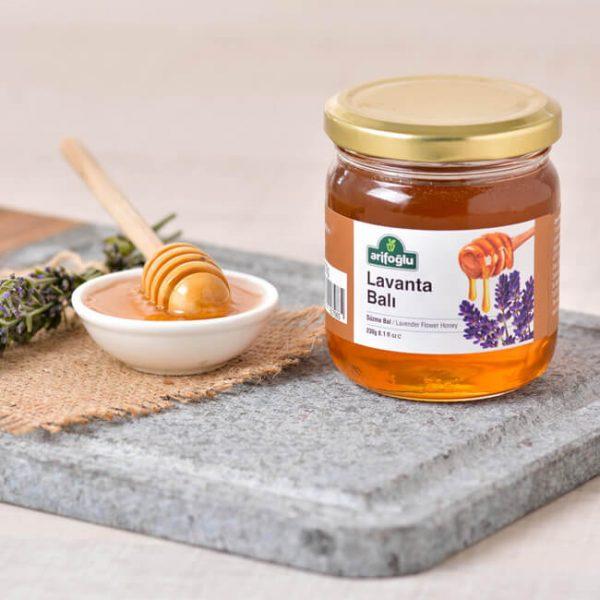 Turkish Lavender Honey, 8.11oz - 230g