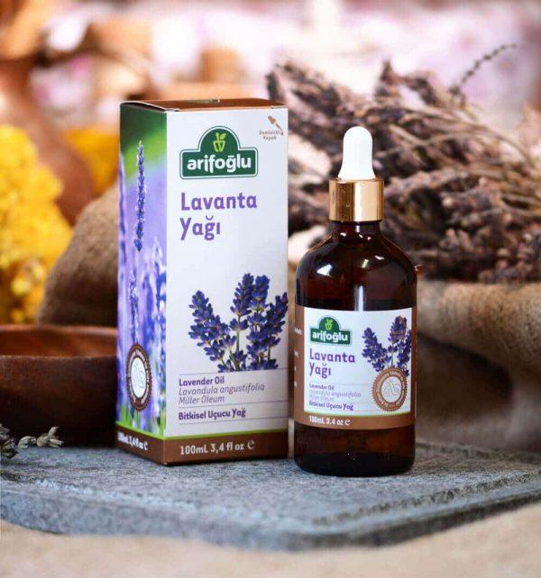 Lavender Oil by Arifoglu