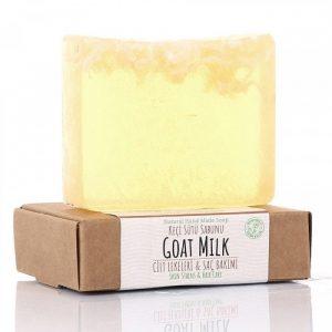 Turkish Natural Handmade Soap Goat Milk