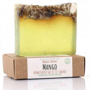 Turkish Natural Handmade Soap Mango