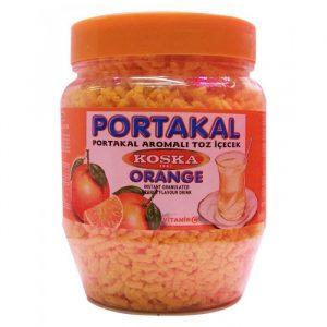 Turkish Orange Flavour Drink