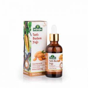 Sweet Almond Oil by Arifoglu