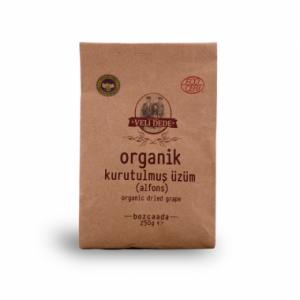 Velidede Organic Raisins, 8.82oz - 250g - Alphonse Grape