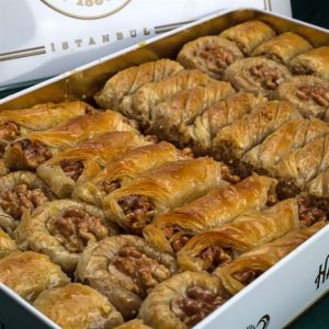 Walnut Assorted Baklava (XL Box)