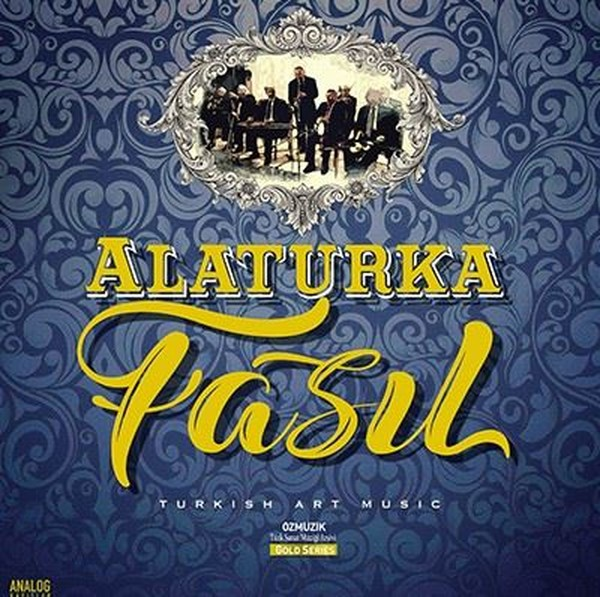 Turkish Traditional Art Music Fasıl Phonograph Record