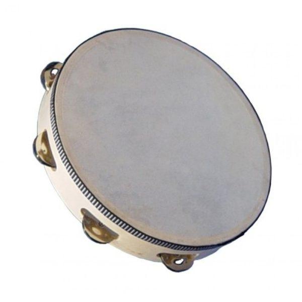 Def Traditional Turkish Tambourine Riq Tef 20 cm