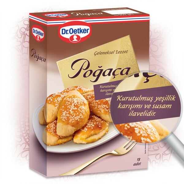 Turkish Pastry - Poğaça Instant Flour Mixture 252 g