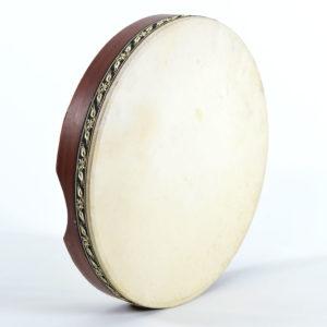 Turkish Percussion Frame Drum Bendir Arbane 42 x 6 cm