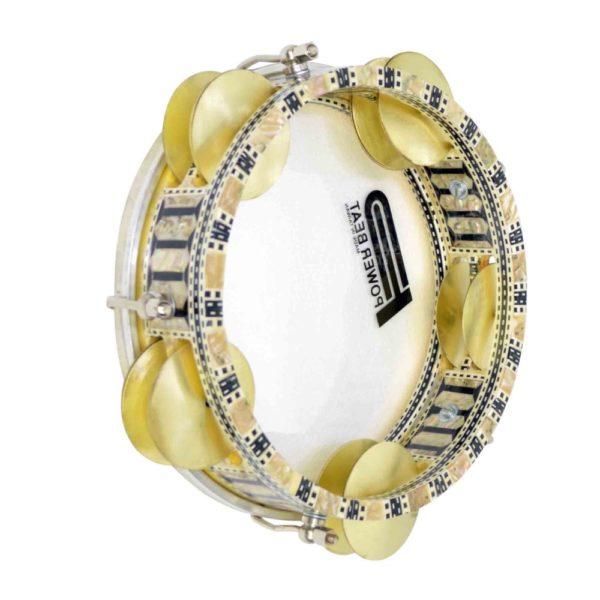Def Traditional Egyptian Pearl Tambourine Riq Tef