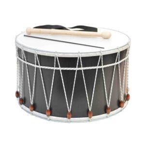 Turkish Handmade Percussion Drum Davul 17.72 inch Diameter