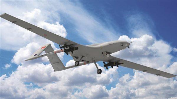 Turkish Baykar Bayraktar TB2 Tactical Armed / UAV SİHA - UCAV System  1/24 Scale Model Kit