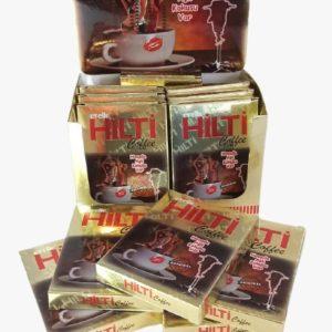 Hilti Aphrodisiac Instant Coffee 18 gr x 12 sachets