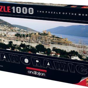 Bodrum Castle  Jigsaw Puzzle