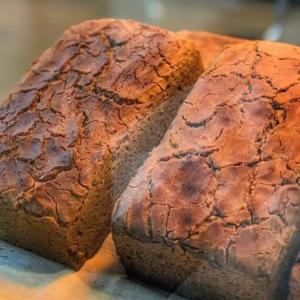 Turkish Organic Sourdough Karabugday Buckwheat Gluten-Free Bread 980 g