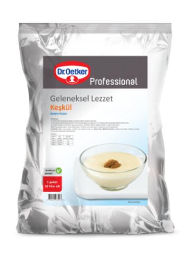 Keşkül Turkish Almond Based Milk Pudding 3 kg