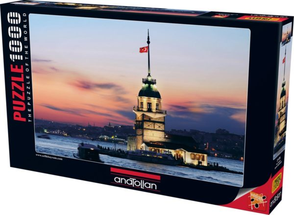 Maiden's Tower Jigsaw Puzzle