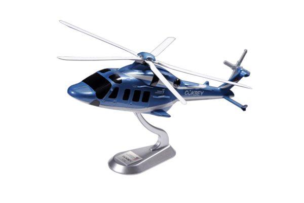 T625 TAI Gokbey Turkish Light Transport/Utility Helicopter 1/72 Model
