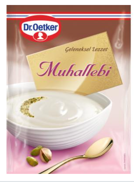 Turkish Custard  210 g