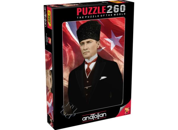 Mustafa Kemal Atatürk Jigsaw Puzzle 2016