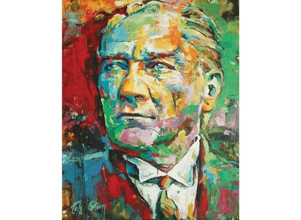 Mustafa Kemal Atatürk Jigsaw Puzzle 2019