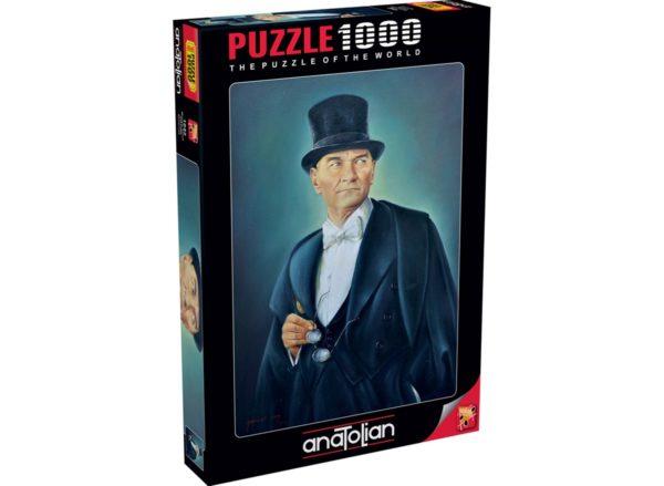 Mustafa Kemal Atatürk Jigsaw Puzzle