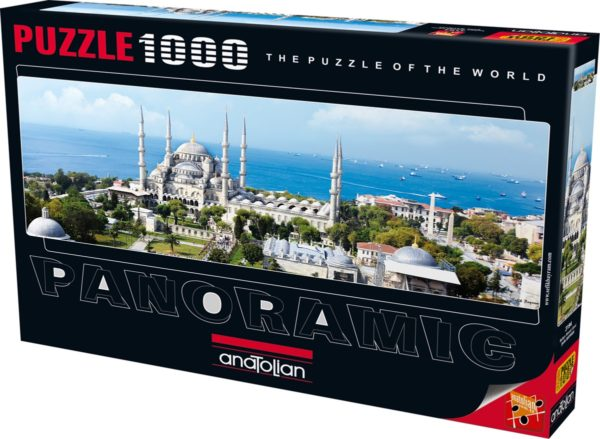 Sultanahmet Mosque Jigsaw Puzzle