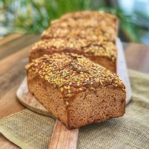 Turkish Organic Sourdough Vegan Oat Bread 980 g